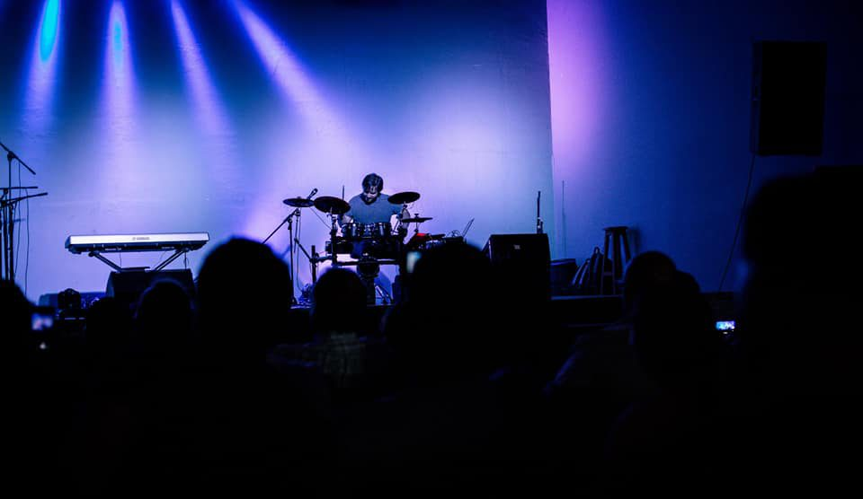 gospel-drums